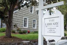 Ethan Allen Library
